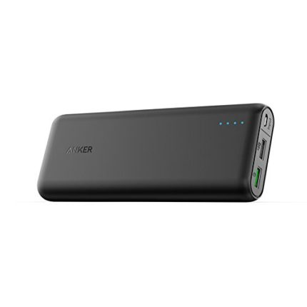 Image of   Anker PowerCore Speed 20000 mAh powerbank, QC 3.0, REFURBISHED