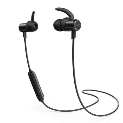 Image of Anker SoundBuds Slim Bluetooth 4.1 høretelefoner, Sort